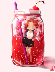 Shirley Temple by Silene-Nocturna