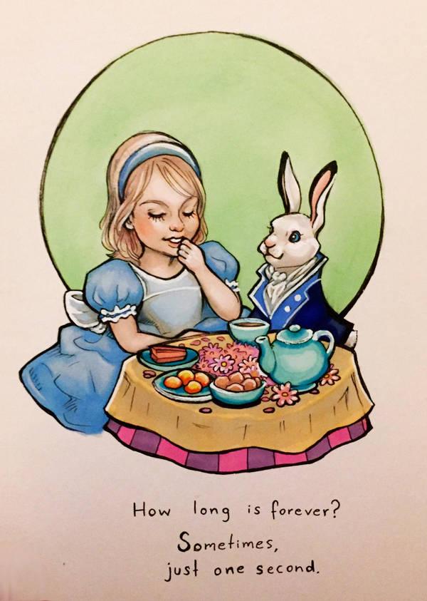 Melody in Wonderland by Sukeile