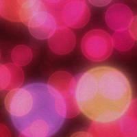 Pink Bokeh Texture by allison731