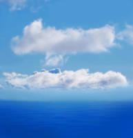 Blue Paradise II by allison731