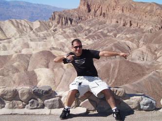 In the Desert by allison731
