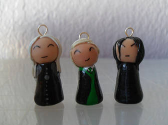 Malfoys and Snape by PsifiGirl