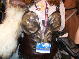 Xena armor is standerd Armor by PsifiGirl