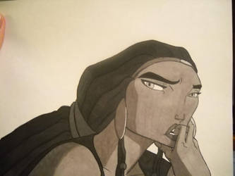 The Prince of Egypt: Surprised Pity (markers) by BFan1138