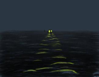 Sea Monster by BFan1138