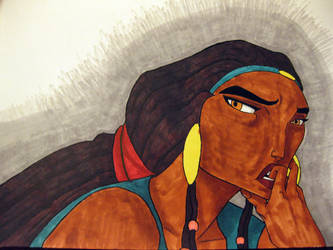 The Prince of Egypt: Surprised Pity (color, take2) by BFan1138