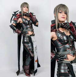 Aranea Highwind - FFXV by LauraNikoPhantomhive