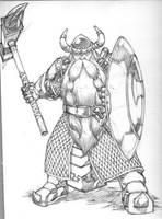 Dwarf lord by freelancer30-70