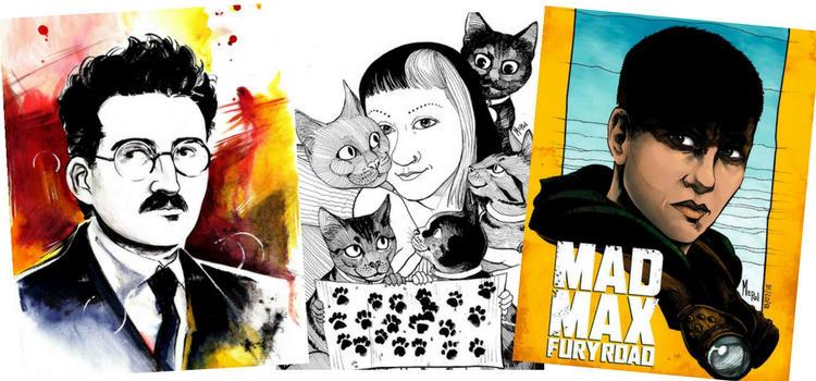 Retratos-personalizados-mepol-ilustraciones by mepol