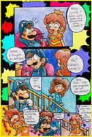 Mario:They grow up so quick :3 by NatSilva