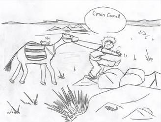 Bad Camel - 1st draft by sarenokai