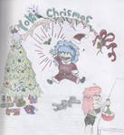 Yoki's Christmas by sarenokai