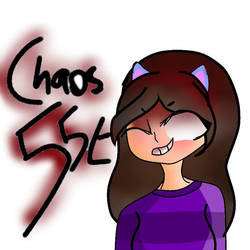 Chaos55t FANART (again.. this one failed too..) by iBunzaiii