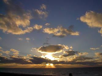 Florida Sunset by necron
