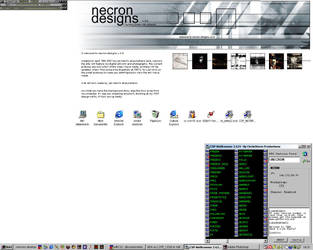 The Gathering Desktop by necron