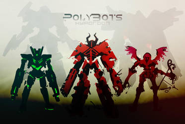 PolyBots by Hypergon