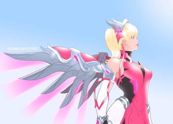 Pink Mercy by Hypergon