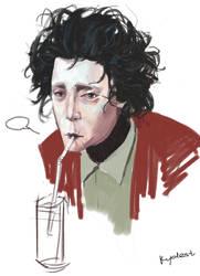 Edward Scissorhands by kydest