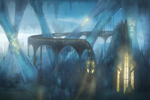 Frozen Route by OneOut