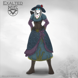 Races: Exalted by OneOut