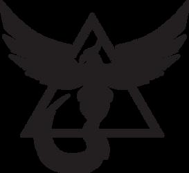 Pyrine Logo by Zephroth