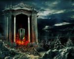 Burning Relic by xXxNewCultQueenX