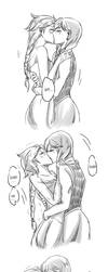 That kiss2 by Shocolad