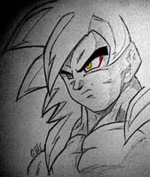 Goku Ssj4 Avatar by lestat2662