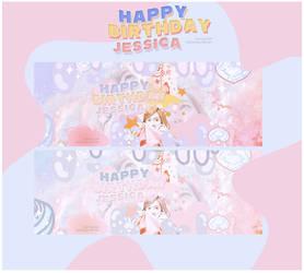180414 HPBD my JESS by Jynosawffuenp