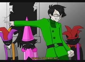 Homestuck Anime episode 51 by pyrogina