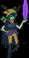 AT - Huntress Wizard by pyrogina