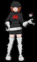 Team Rocket Grunt by pyrogina