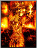 Keeper of the phoenix by liquid999