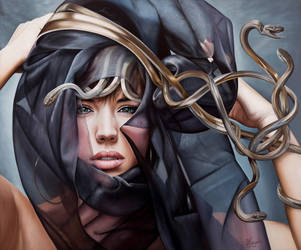Medusa by Raipun