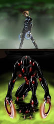 tron plus rinzler by awokmon