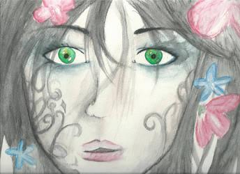 Flower Women by RestlessFlower