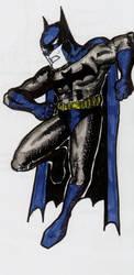 Batman by db8coach