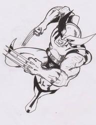 Wolverine 1 by db8coach