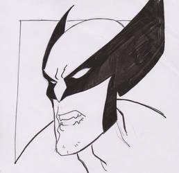 Wolverine 2 by db8coach