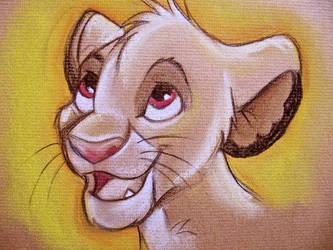 Simba by Yellowbellyhill
