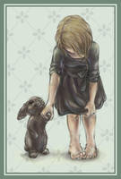 The Bunny and Me : ID by DreamsOfALostSpirit