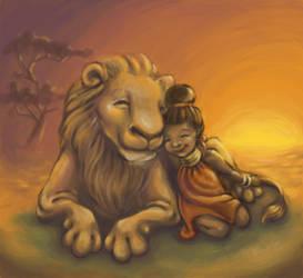 African Royalties by DreamsOfALostSpirit