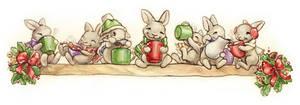 The Rabbit's Cocoa Break by DreamsOfALostSpirit