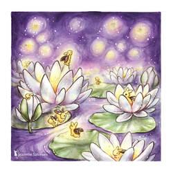 Firebunnyflies by DreamsOfALostSpirit