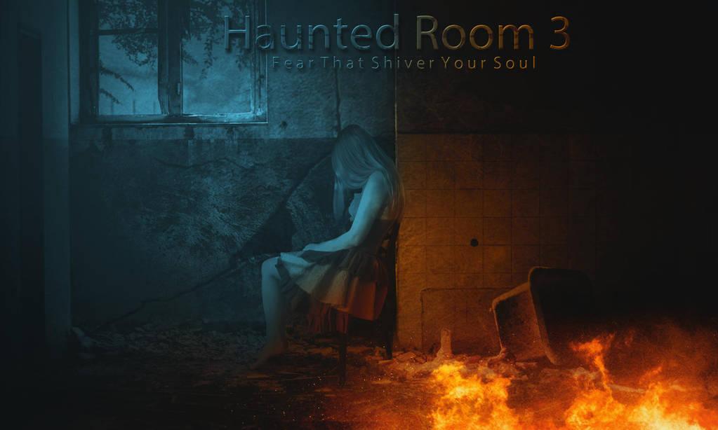 Haunted Room 3 by Bunny7766
