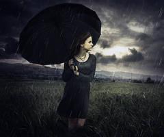 A Rainy Day by Bunny7766