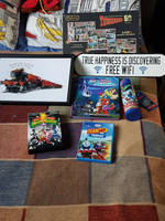 My Christmas Presents 2017 Part 2 from evening by 76859Thomasreturn