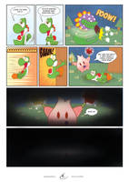 Bad Lucky Galaxy - Pg. 6 by MKDrawings