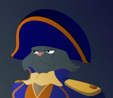 Captain Nathaniel Joseph Claw by Holy-Sparks