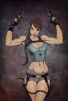 Tomb Raider by MarcoSchnitzler